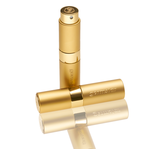 Luxe Gold Twist Top Bottle 8ml