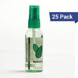 2oz Spray Bottles Refresh 25 Pack
