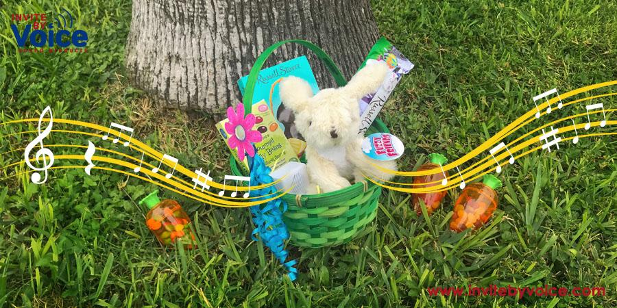 Create a DIY Easter Basket with the EZSound Box
