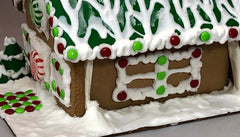 Gingerbread House Design