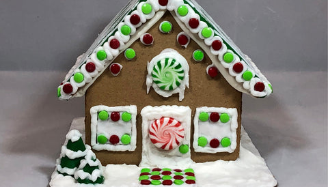 Gingerbread House Kit Wilton