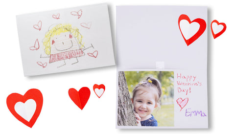 Valentines Day Cards for Mom from Child