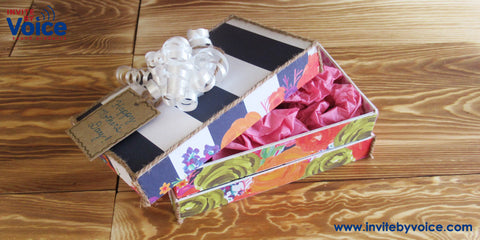 recordable mothers day box