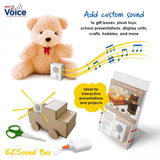 Recordable Sound Box for Crafts and Hobbies