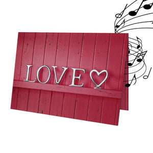musical greeting cards