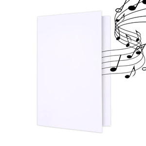 blank recordable cards
