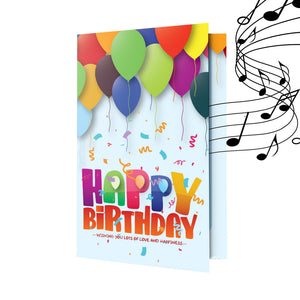 best recordable birthday cards