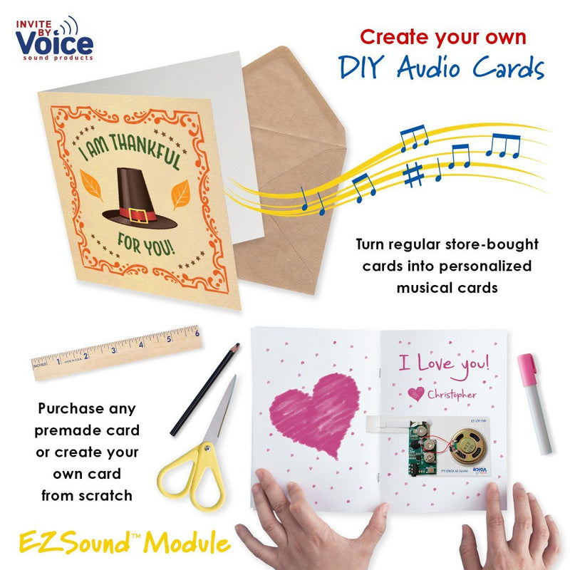 voice greeting cards