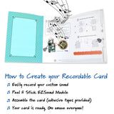 recordable cards with personal thank you message