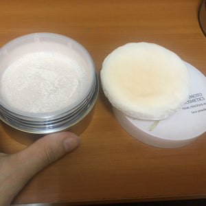 GET THAT PEARLESCENT GLOW WITH PEARL PRECIOUS AURA FACE POWDER