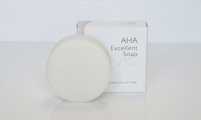 AHA Excellent Soap Plus