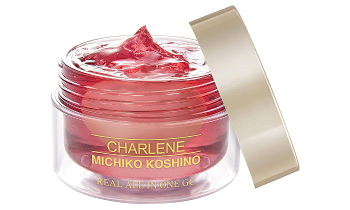 CHARLENE Real All In One VC Rich Gel Cream