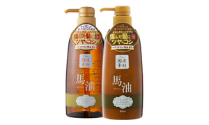 Lishan Horse Oil Shampoo and Conditioner