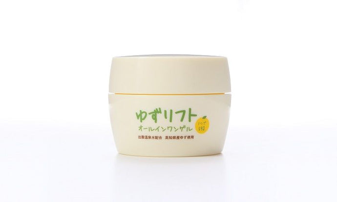 SolVallee YUZU Lift All-in-one Gel 100g