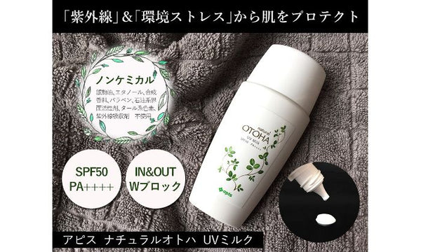 Natural OTOHA UV Milk