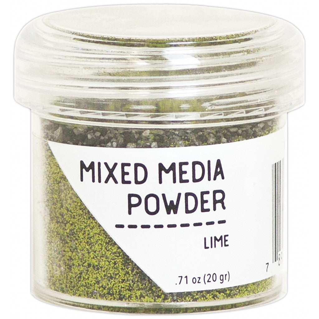Ranger Mixed Media Powders-Lime