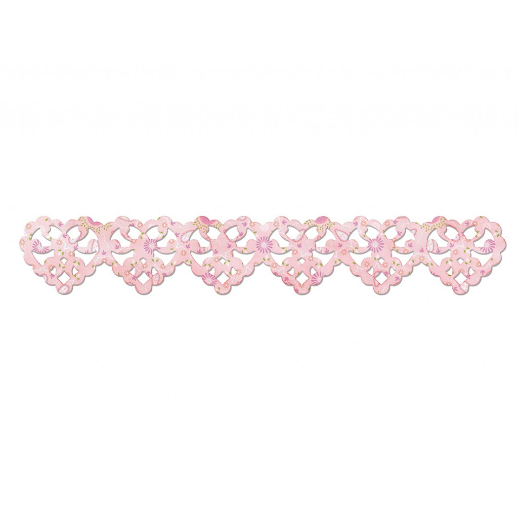Sizzix Sizzlits - Decorative Strip -  Hearts Border
