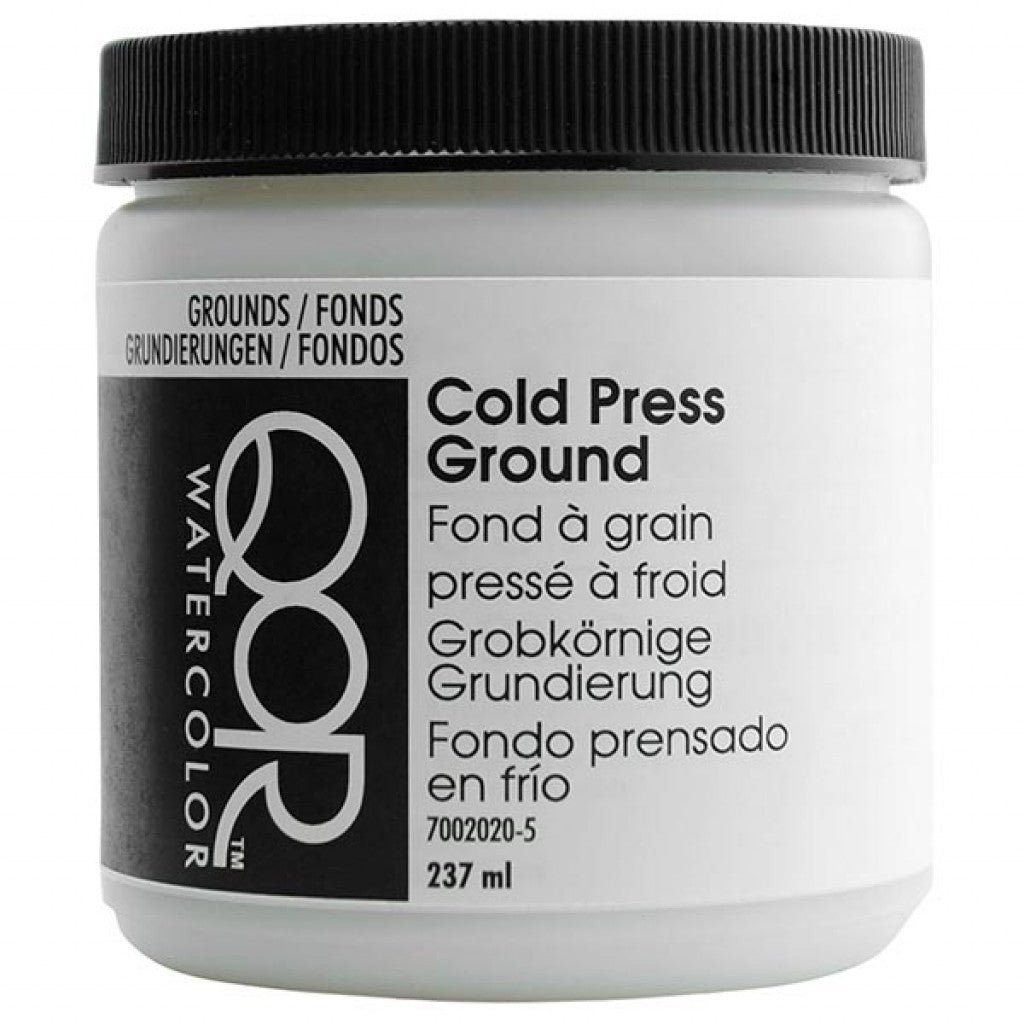 QOR Cold Pressed Ground 237ml 70020205