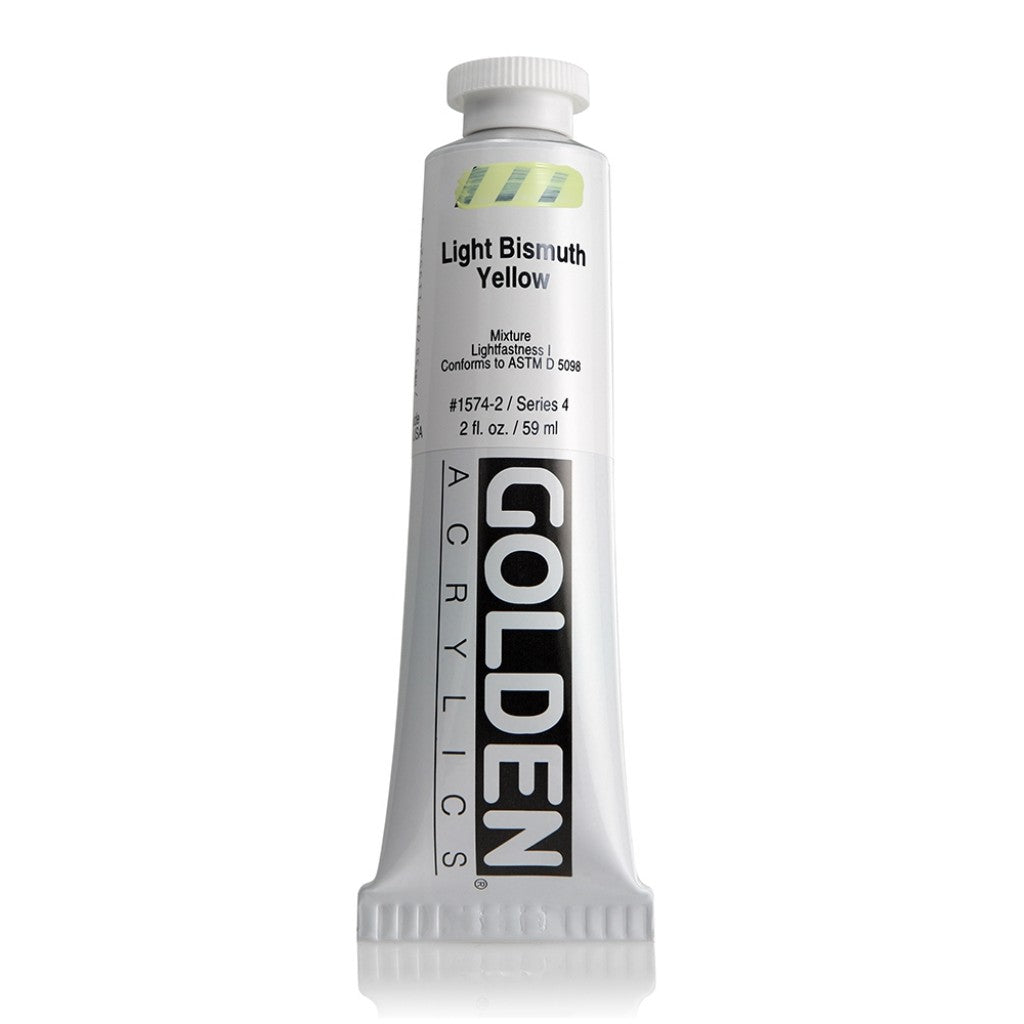 Golden Heavy Body 59ml - 1574-2 - Light Bismuth Yellow