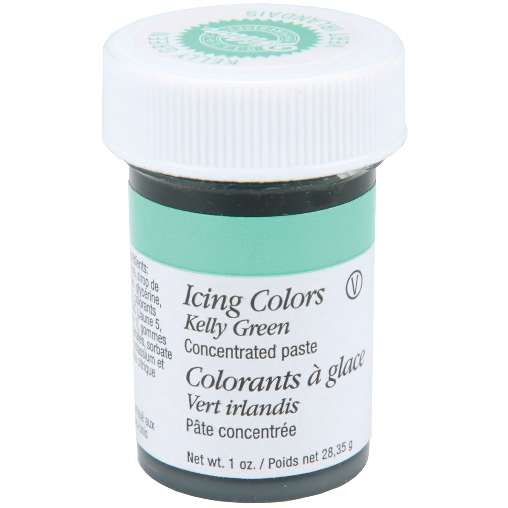 Matfarge Icing Color - Kelly Green
