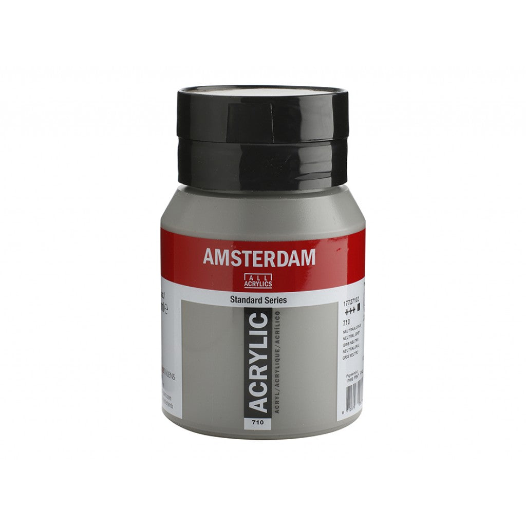 Amsterdam Standard 500ml - 710 neutral grey