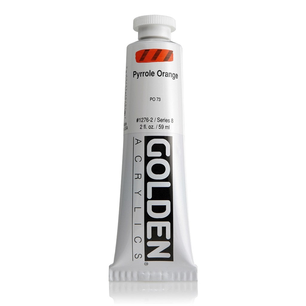 Golden Heavy Body 59ml - 1276-2 - Pyrrole Orange