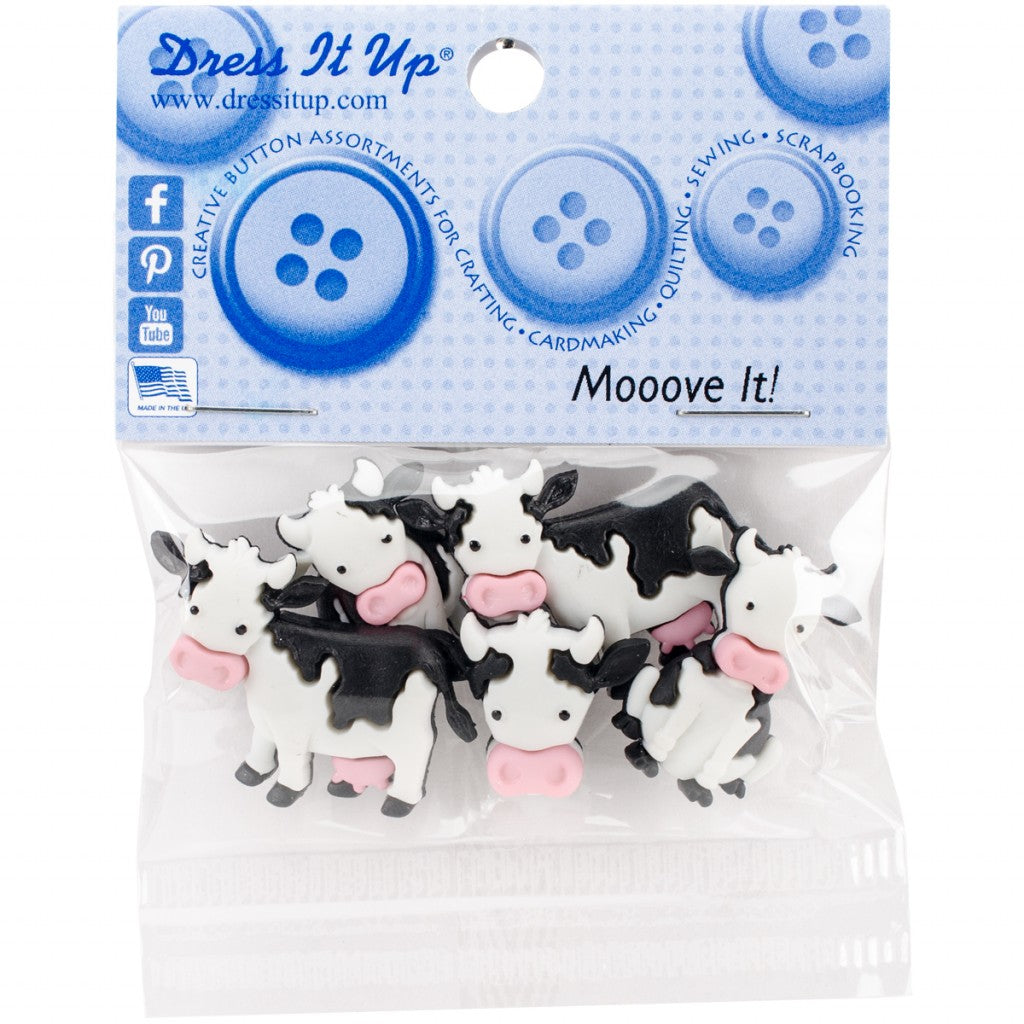"Knapper ""Dress It Up"" - Mooove It!"