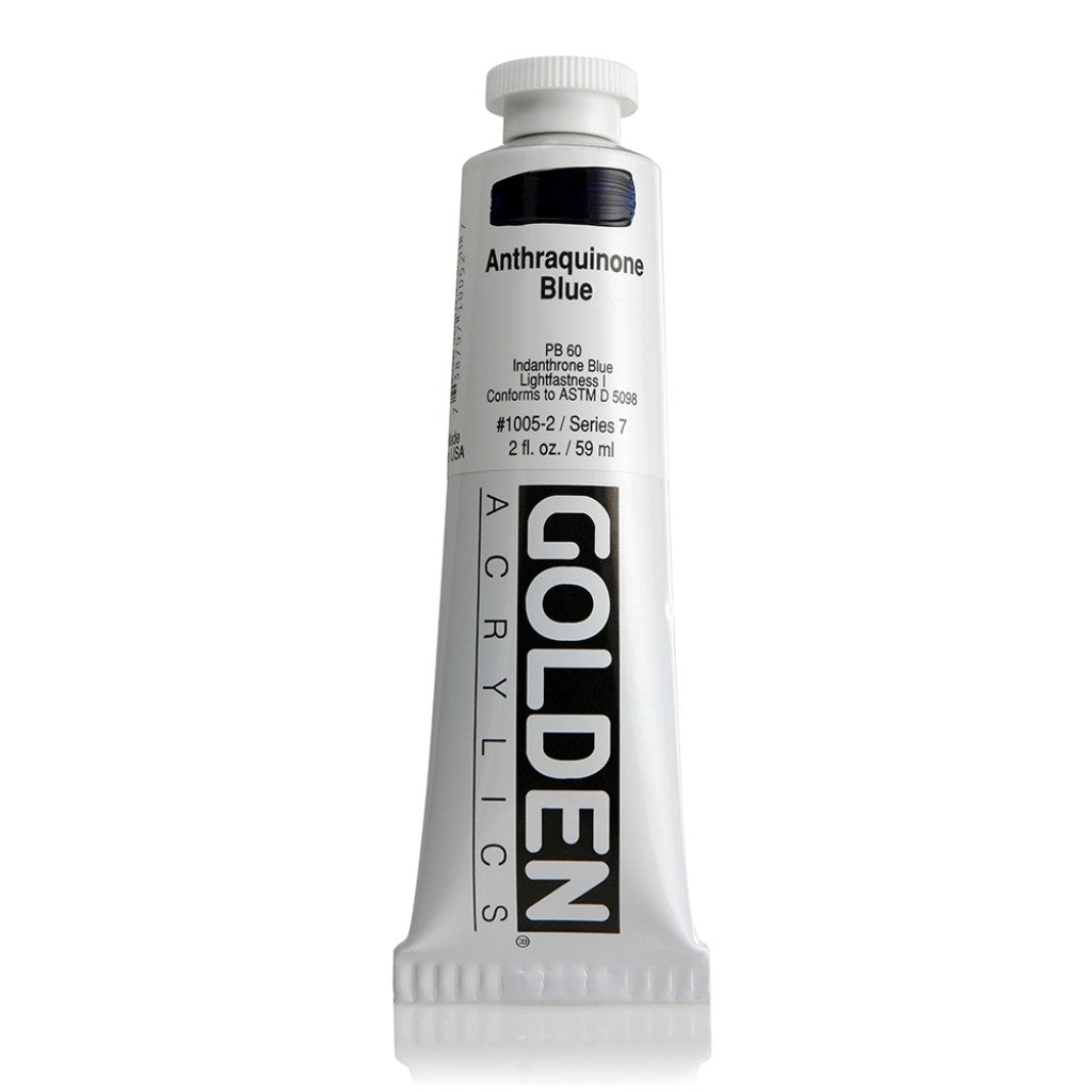 Golden Heavy Body 59ml - 1005-2 - Anthraquinone Blue