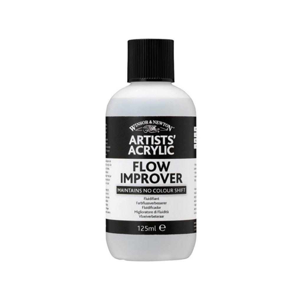 W&N medier, Artists Acrylic - Flow Improver 125 ml