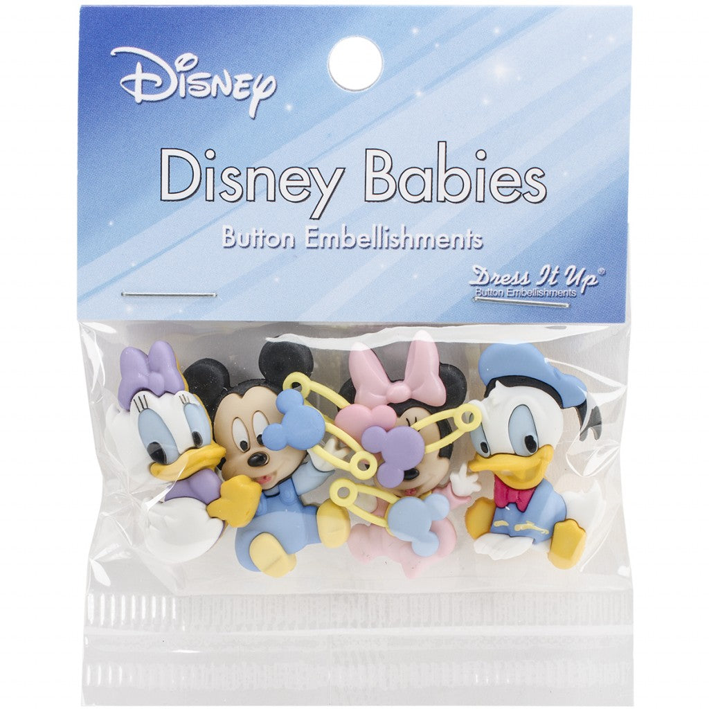 "Knapper ""Dress It Up"" - Disney Babies"