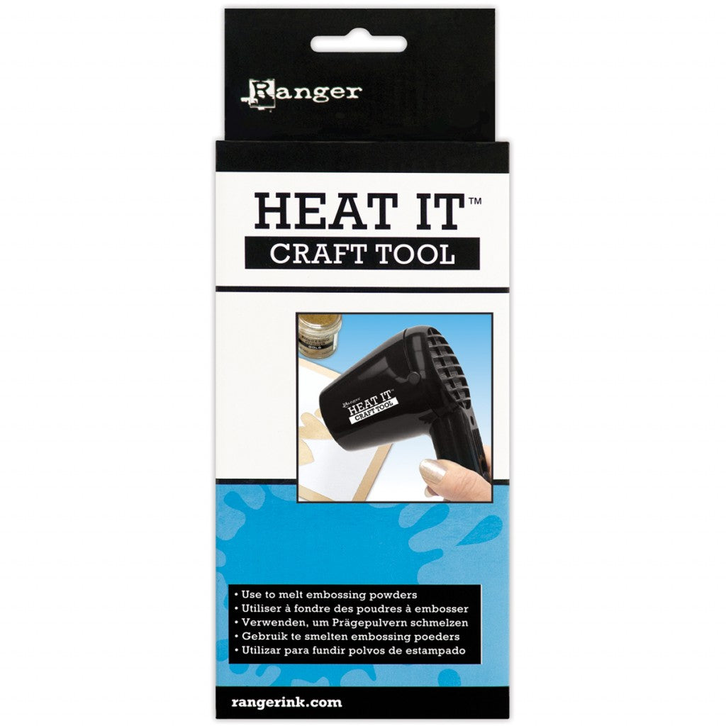 Heat It Craft Tool - European Version-220 Volts