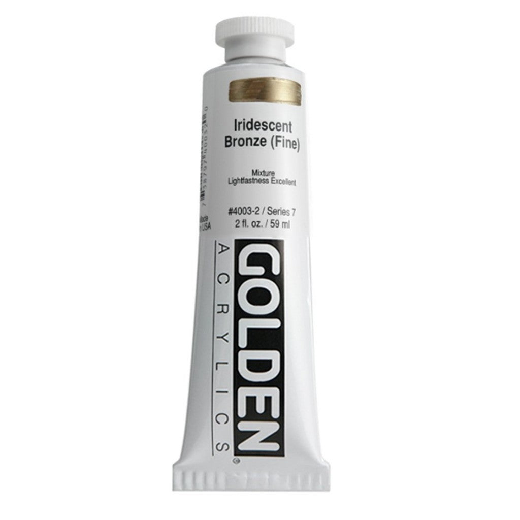 Golden Heavy Body 59ml - 4003-2 - Iridescent Bronze (Fine)