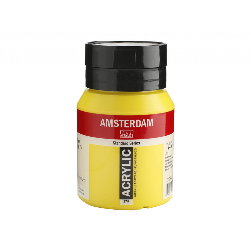 Amsterdam Standard 500ml - 275 primary yellow
