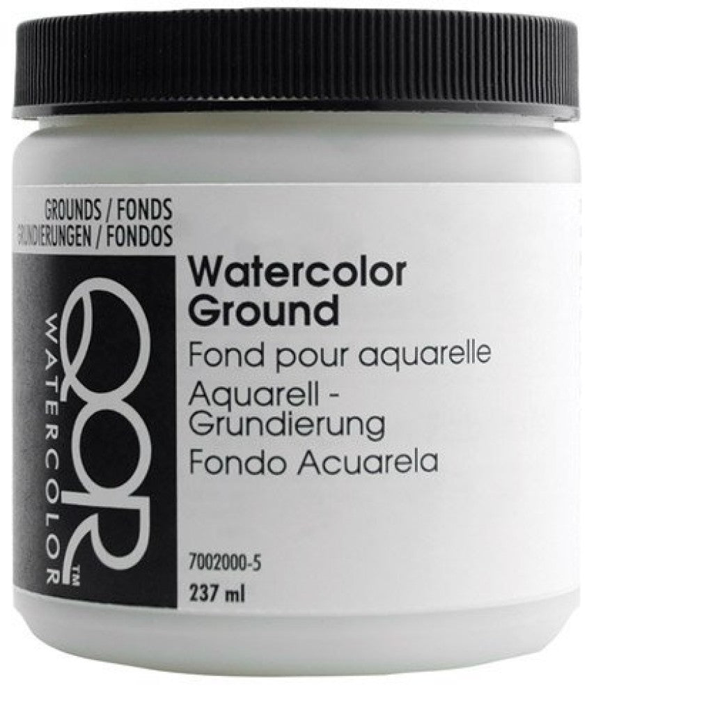 QOR Watercolor Ground 237ml 70020005