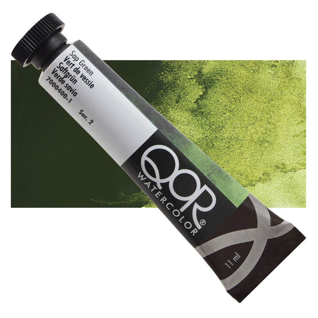 QOR akvarell 11ml Sap Green 04001