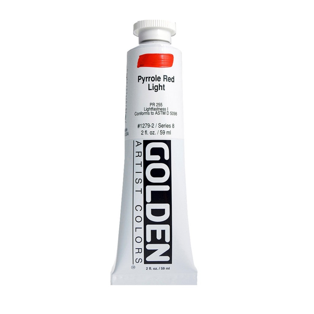 Golden Heavy Body 59ml - 1279-2 - Pyrrole Red Light