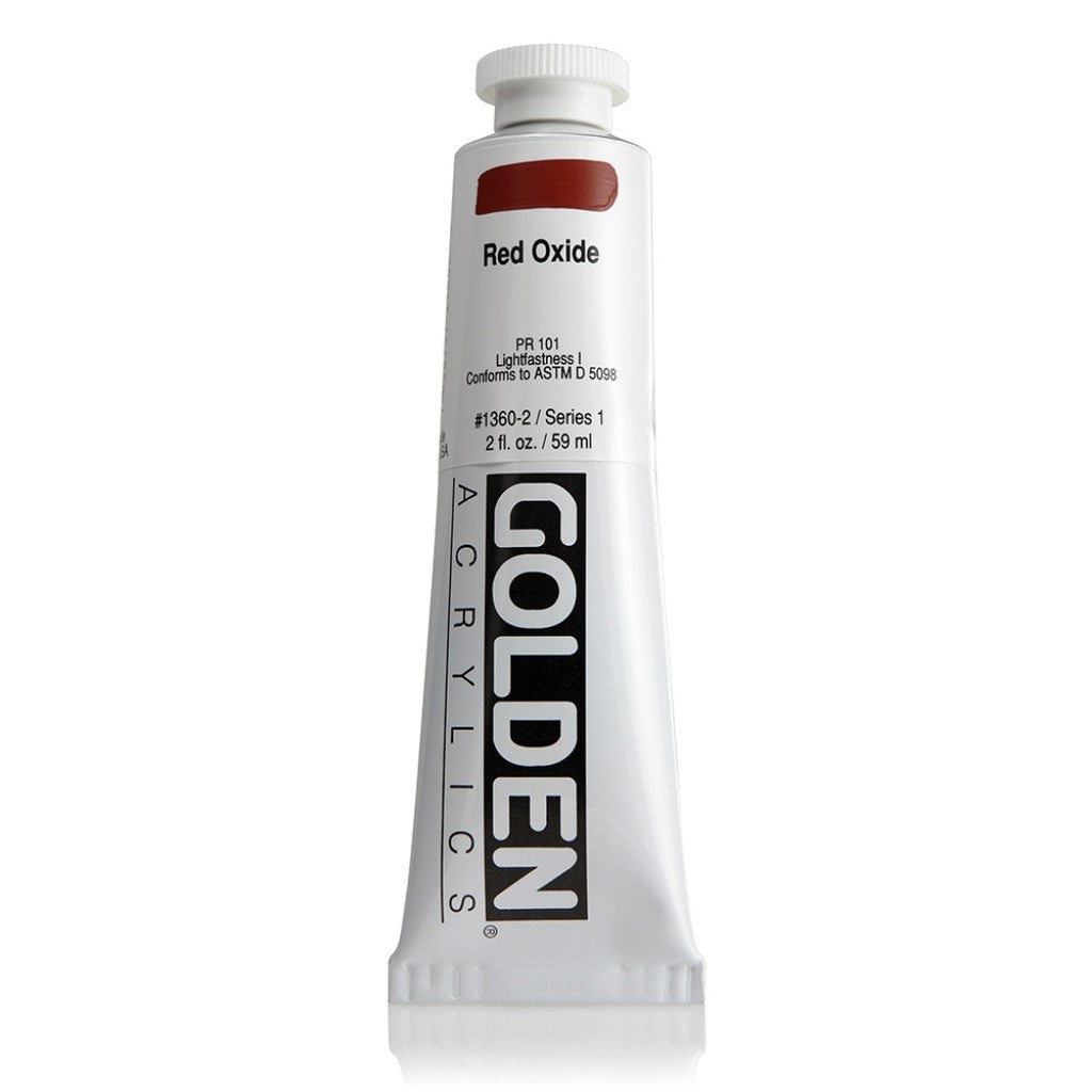 Golden Heavy Body 59ml - 1360-2 - Red Oxide