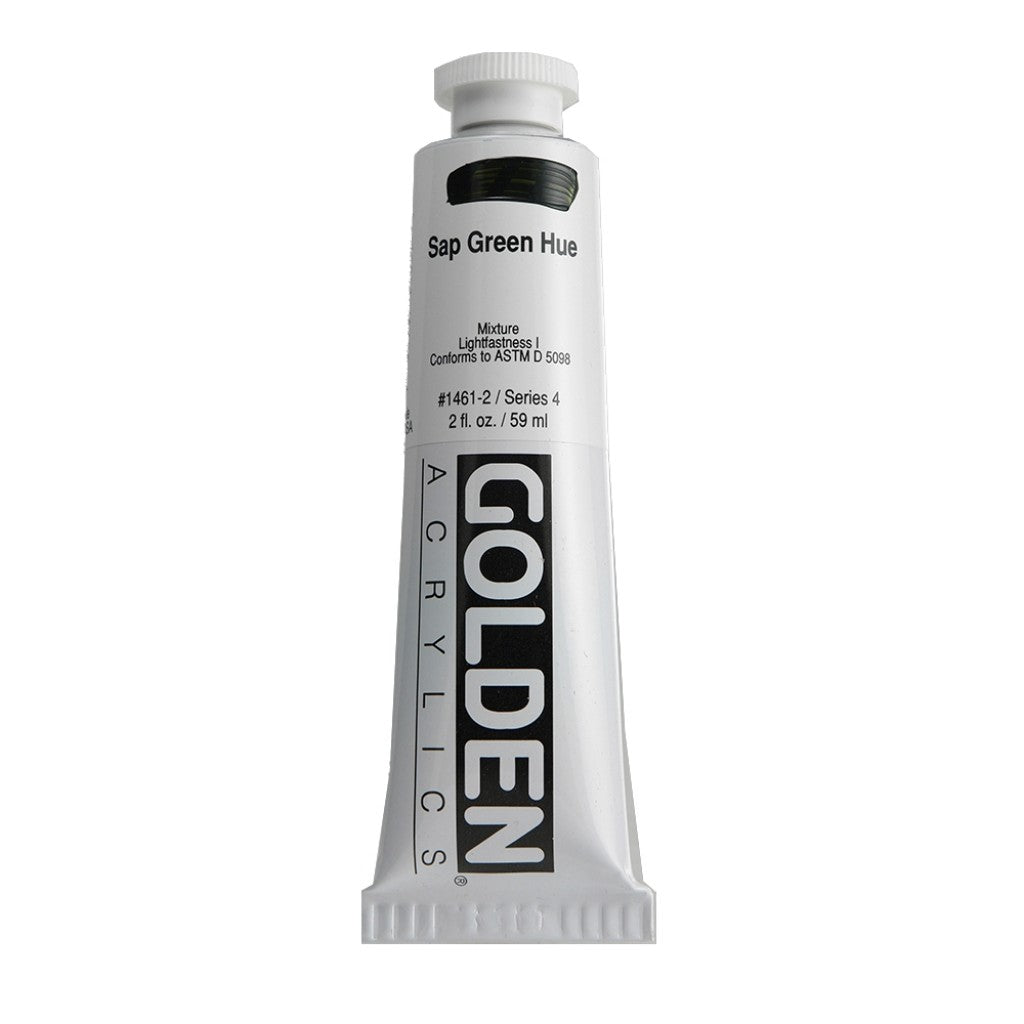 Golden Heavy Body 59ml - 1461-2 - Sap Green Hue