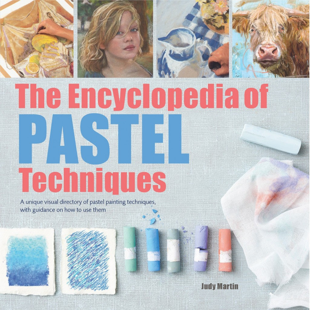 Search Press Books - The Encyclopedia Of Pastel Techniques