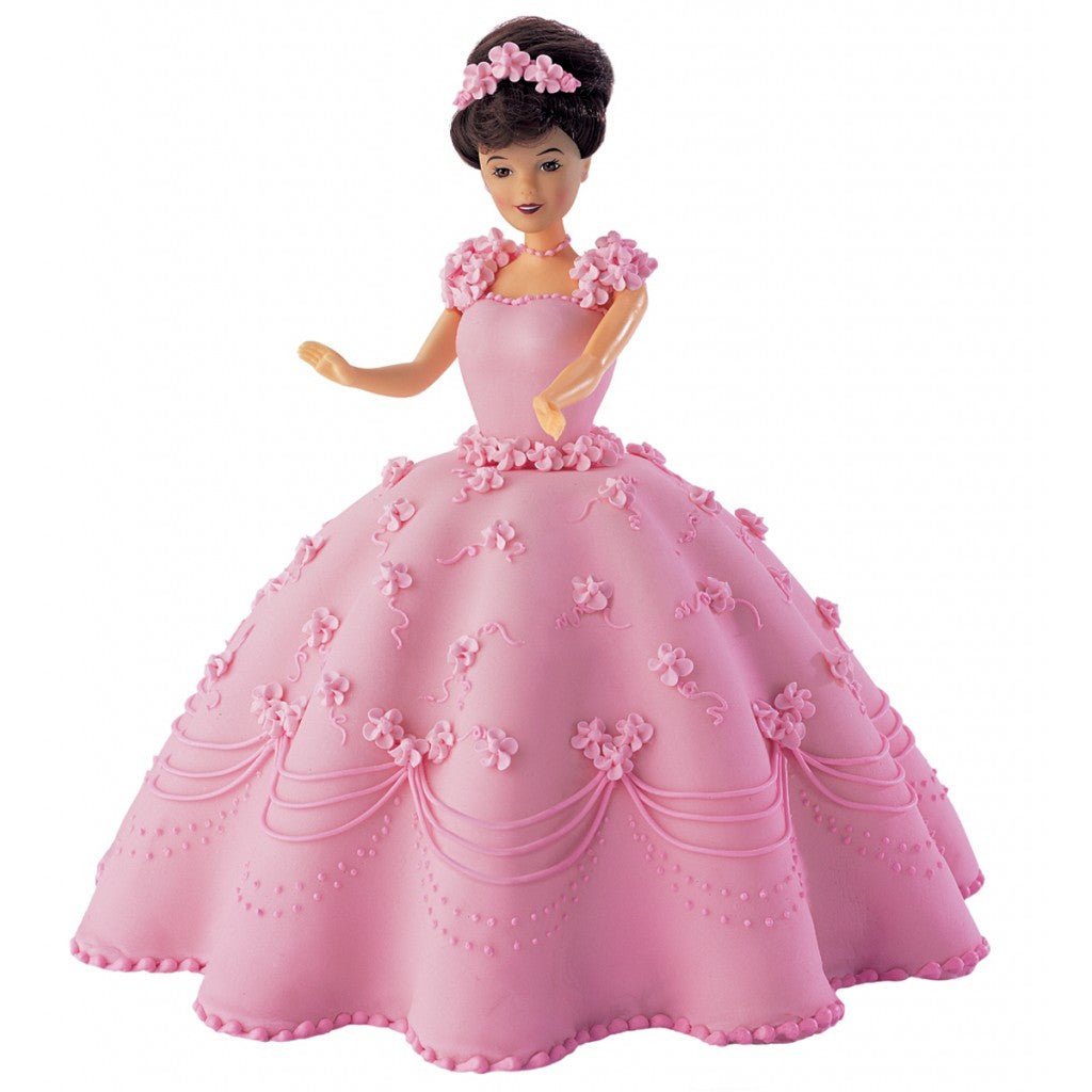 "Wilton - Classic Wonder Mold Kit-Doll Dress 8""X8""X5"""