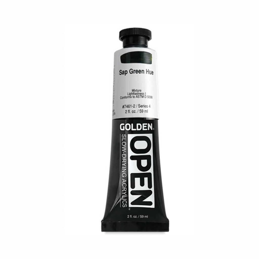 Golden Open 59ml -  Sap Green Hue