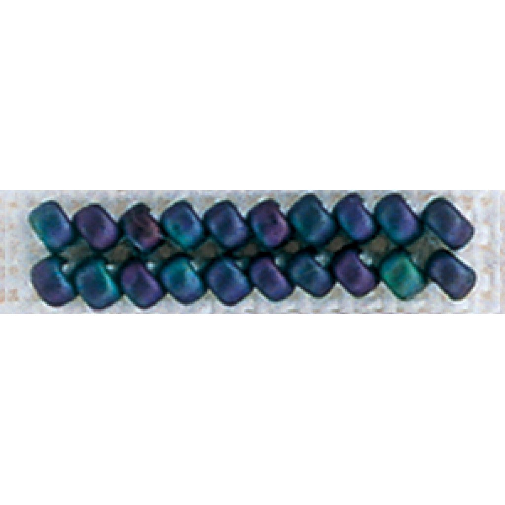 Mill Hill Antique Glass Seed Beads 2.5mm 2.63g-Wild Blueberry