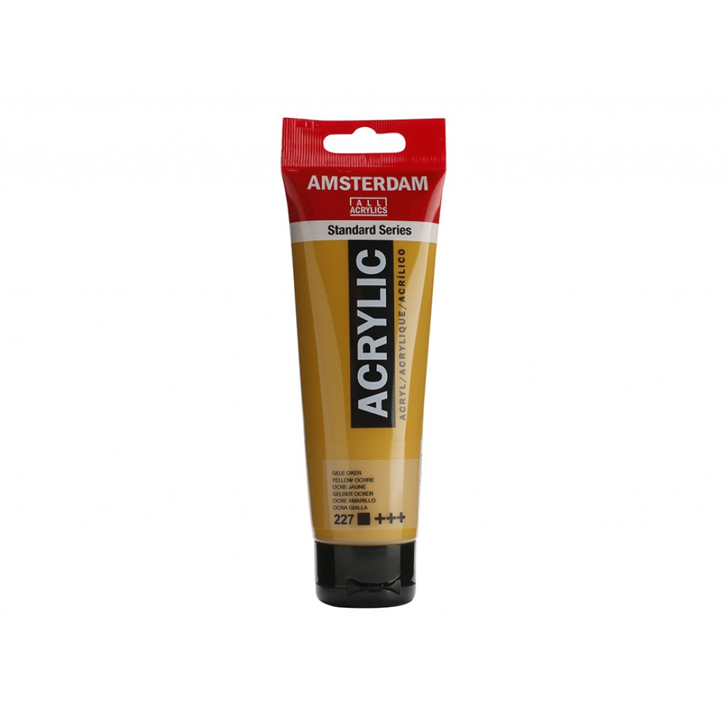 Amsterdam Standard 120ml - 227 Yellow ochre