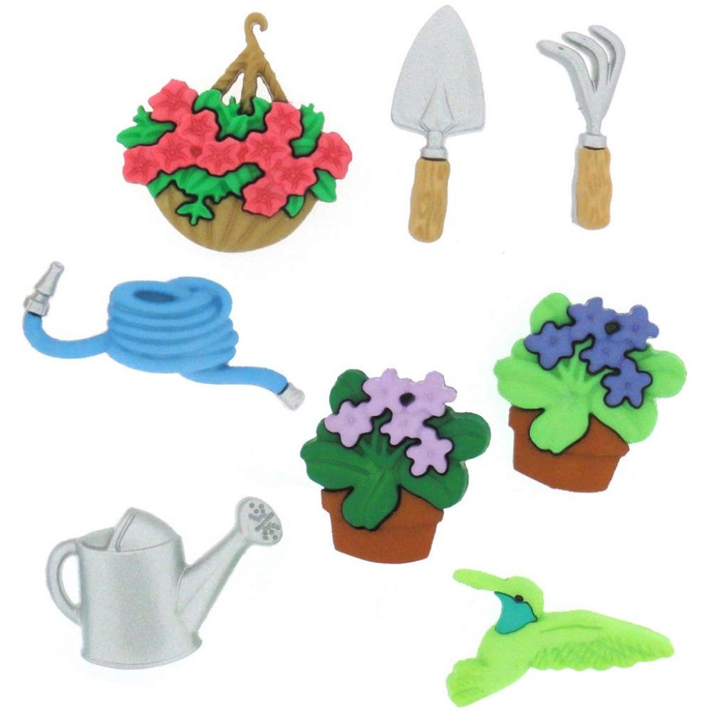 "Knapper ""Dress It Up"" - Gardening"