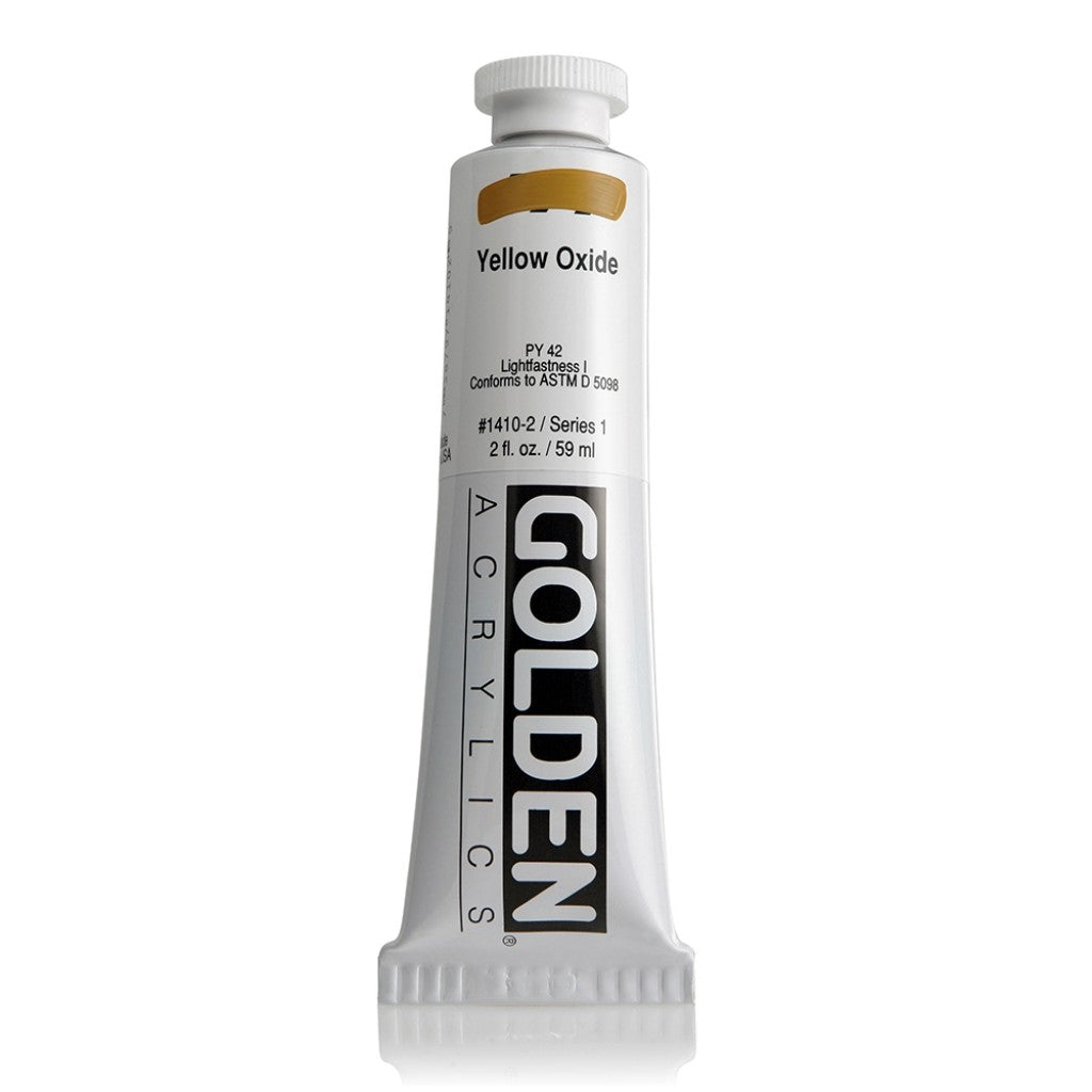 Golden Heavy Body 59ml - 1410-2 - Yellow Oxide