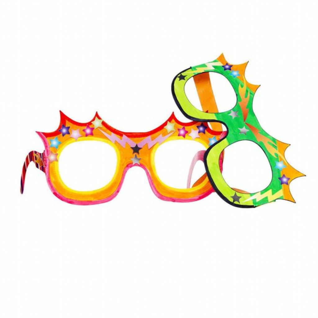 Partykit Cool Glasses 5 stk