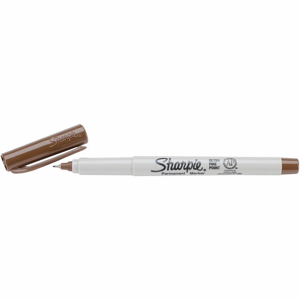 Sharpie Ultra Fine Liner - Brown