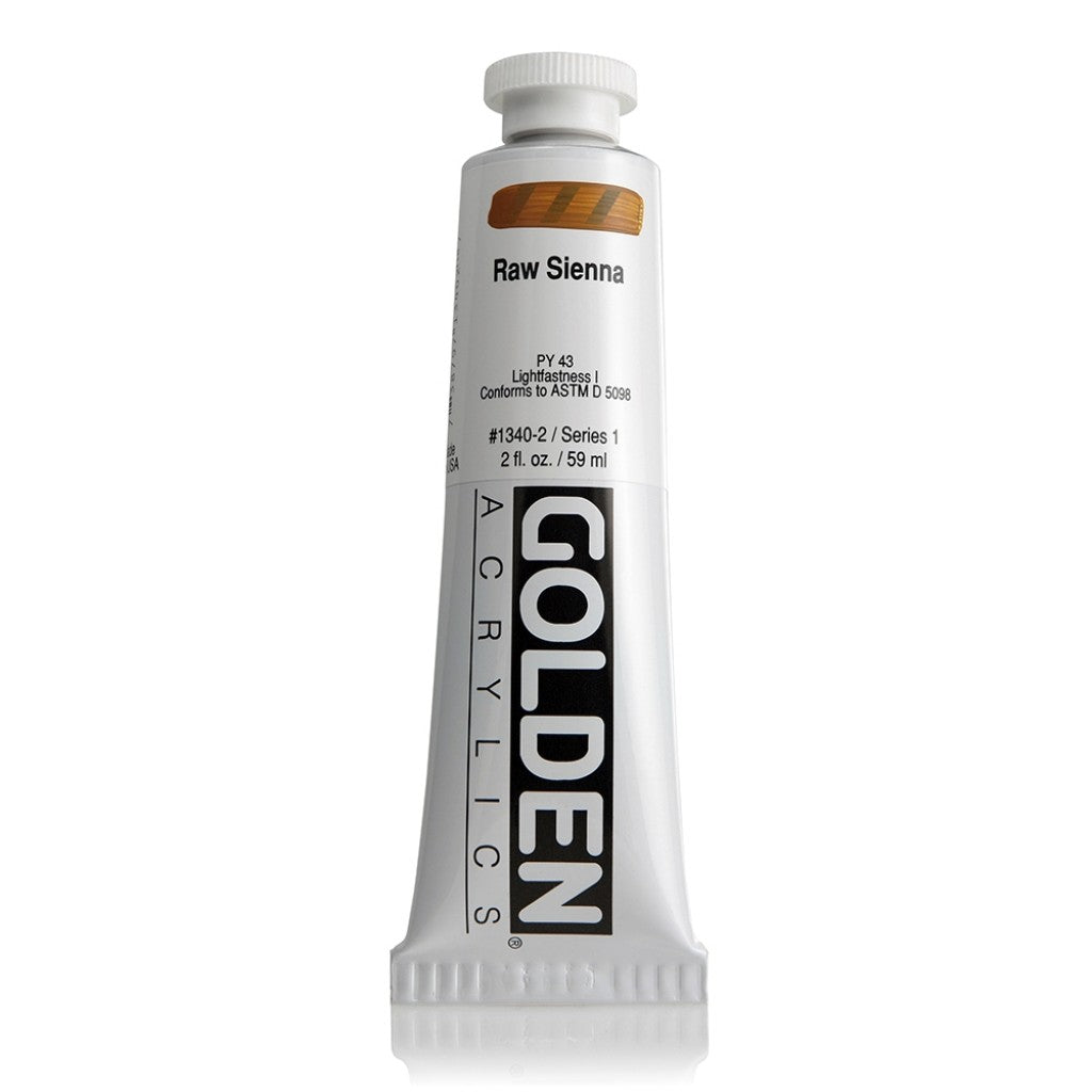 Golden Heavy Body 59ml - 1340-2 - Raw Sienna