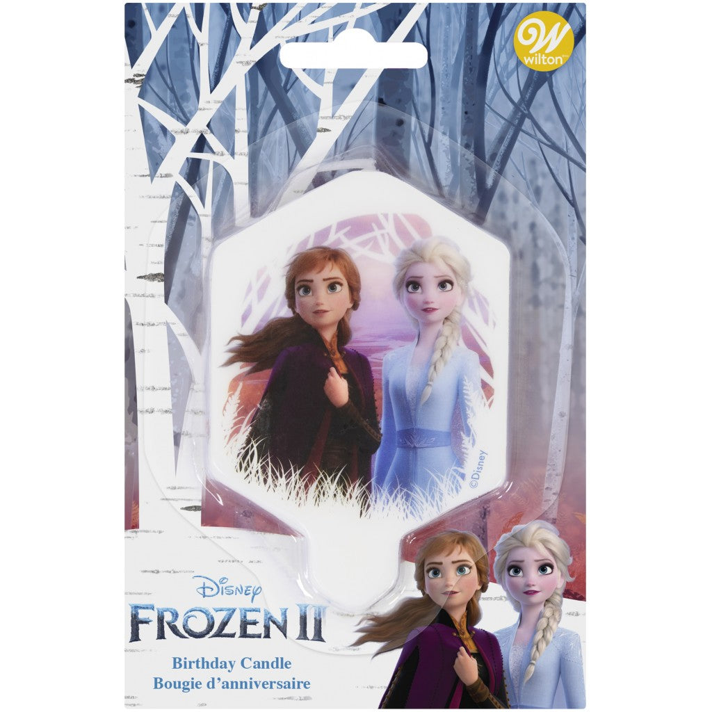 Disney Frozen 2 Birthday Candle