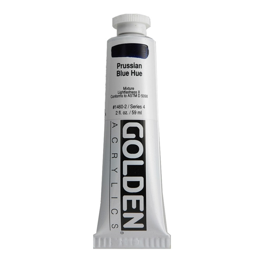 Golden Heavy Body 59ml - 1460-2 - Prussian Blue Hue